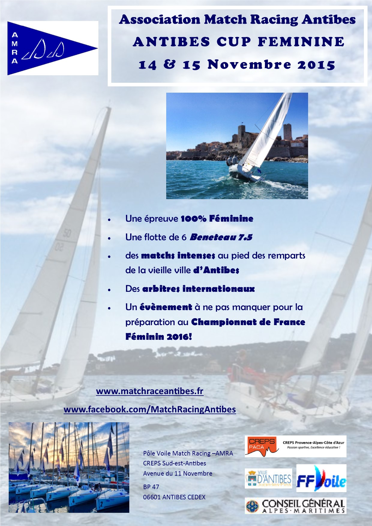 antibes cup 2015 flyer